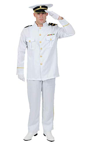 Offizier Gentleman Und Kostüm - ORION COSTUMES Naval Officer Costume