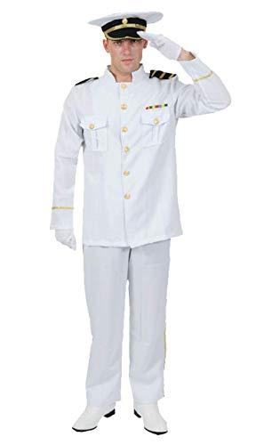 Kostüm Gentlemans Offizier - ORION COSTUMES Naval Officer Costume