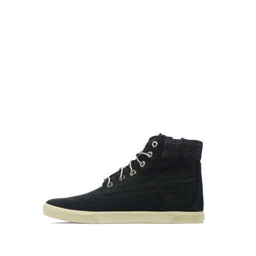Timberland Junior s 2 0 EK6INLACE ZIP Black Sneaker Boots 1696A  UK 4 5 EUR 37 5 US 5