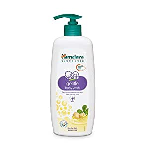 Himalaya Gentle Baby Wash 400ml Amazon In Baby