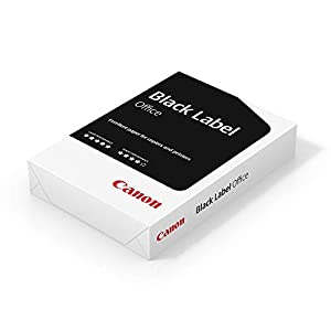 Canon 6257B001AA Black Label - Photocopier Paper and Multipurpose Paper, A4, White