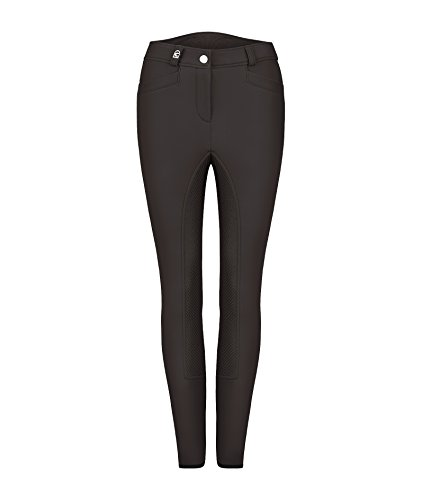 Cavallo Winter-Reithose Carla Grip S, 34 | Graphite