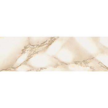 Fablon Rouleau de plastique adhésif effet marbre Gris/beige 67,5 cm x 2 m