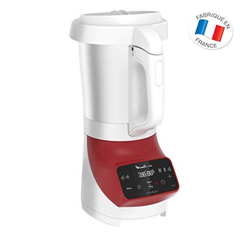 MOULINEX Soup&Co DEVIENT Soup&PlusBlender ChauffanPuissance 1100 WVotre allié du quotidien...