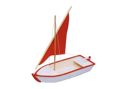 aero-naut Modellbau 300001 - Jolly Segelboot