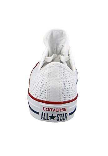 Converse All Star Ox Damen Sneaker Weiß Weiß