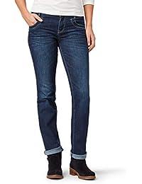 TOM TAILOR für Frauen Jeanshosen Alexa Straight Jeans