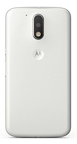 Moto G Plus, 4th Gen (White, 32 GB)