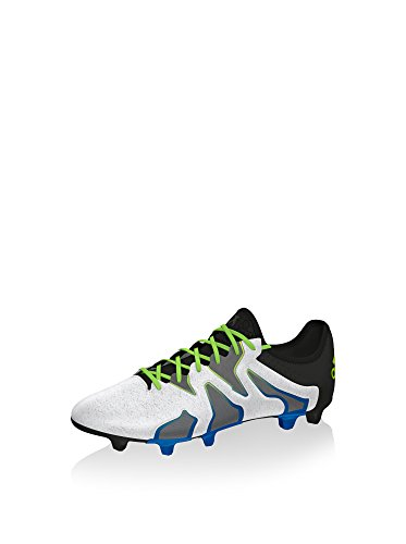 Adidas X 15+ SL FG/AG blanc,or