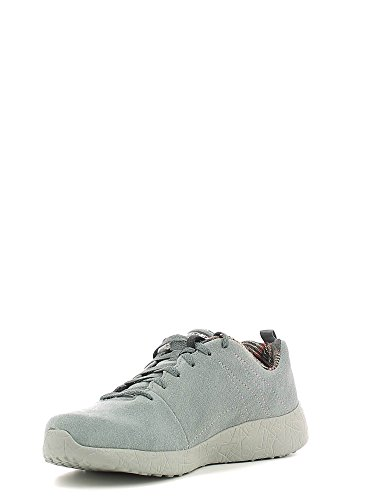 Skechers Burst in The Mix Herren Outdoor Fitnessschuhe Grau