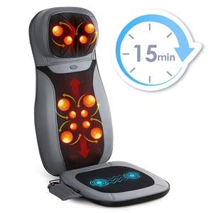 Intey siège de massage avec technologie 3D