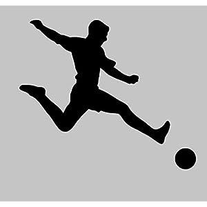 Aufkleber Fussball Nr. 2