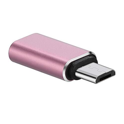 CyloneSmart Micro-USB-Adapter für DJI OSMO Pocket, Ersatztyp C USB C auf Micro USB Adapter Ersatz-USB-Schnelladapter vom Typ C