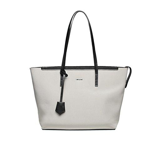 Borsetta della signora/semplice borsa canvas/nylon oxford tessuto monospalla borsa-E I