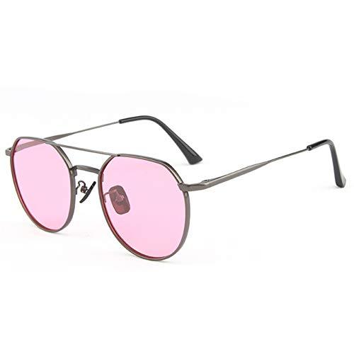 Mit polarisierten Sonnenbrillen, Anti-UV-Brillen Men Fashion Brillen für Riding Running Travel Fishing Golf Baseball and Daily,B