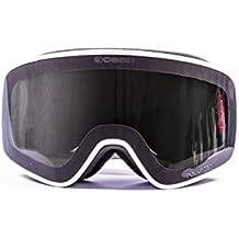 Ocean Sunglasses Aspen - gafas de esquí polarizadas- Montura : Blanco - Lentes : Fotocromáticas