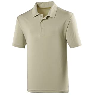 Awd Just Cool Breathable Cool Polo Shirt Grey M