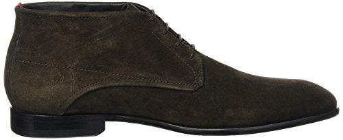 Hugo Dressapp_desb_sdfur 10201371 01, Desert Boots Homme Marron (Dark Brown)