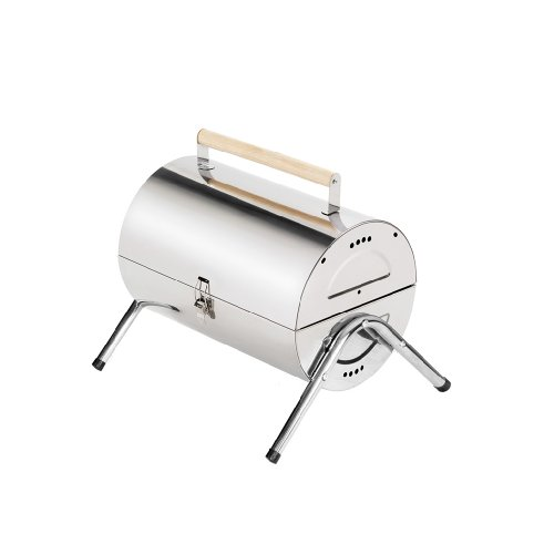 Enders 1392 Holzkohle-Tisch/Picknickgrill Dallas Grillfläche 2 x 34 x 22 cm