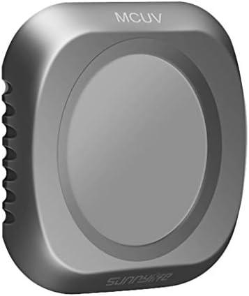 B Blesiya MCUV Filtre de Lentilles pour DJI Mavic 2 2 2 Pro, Multi-Couches, Cadre Aérien Ultra Léger en Aluminium | Outlet Store  161e1b