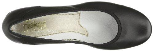 Rieker  41770 Damen Pumps Schwarz (schwarz 00)