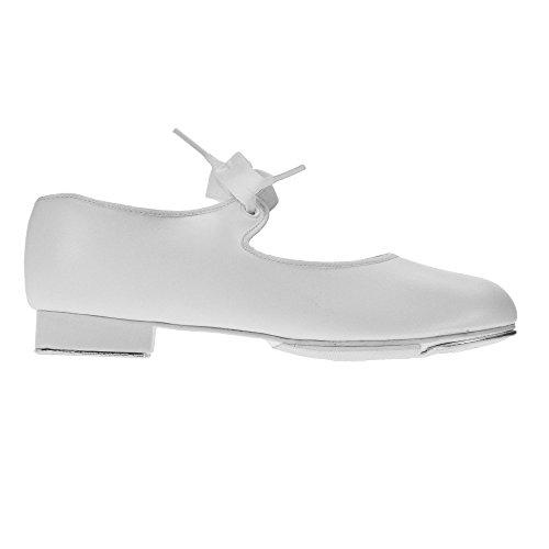 Medio Toccare Scarpe Bianco basso 925 Bianco Fit tacco Capezio wqExtYpY