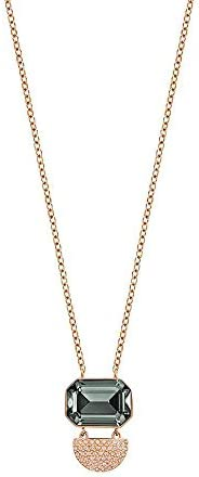 Swarovski Women's Rose Gold Necklace - 523