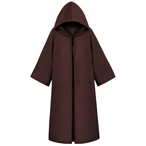 Fancyland Karnevalskostüme Jedi Umhang Anakin Darth Maul / Revan Cosplay Kostüm Star Wars Mantel (Deluxe Darth Maul Kinder Kostüm)
