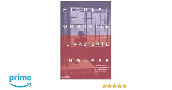 Ufficio Acquisti In Inglese : Amazon.it: il paziente inglese michael ondaatje m. papi libri
