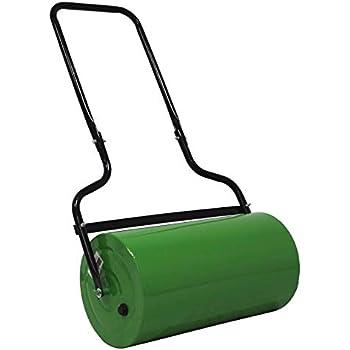 Rasenwalze bef/üllbar Metalll Gartenhandschuhe Gr XL Rasenroller Handwalze Gartenwalze Gartenroller Ackerwalze