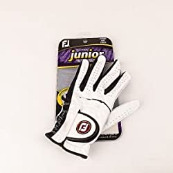 Footjoy Junior Golf Glove Left Hand For Right Handed Golfer With Ball Marker Large