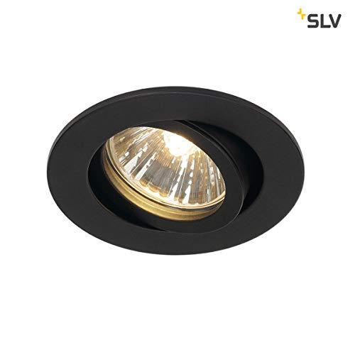 SLV NEW TRIA 68 Leuchte Indoor-Lampe Aluminium Schwarz Lampe innen, Innen-Lampe Business Series Terminal