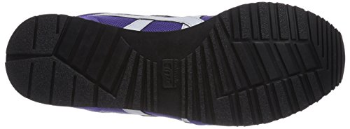ASICS Curreo, Unisex-Erwachsene Sneakers Violett (3210-Ultra Violet/Soft Grey)