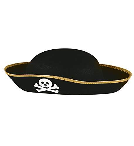 Widmann - Piratenhut für Kinder