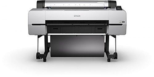 Epson SureColor sc-p10000–Großformatdrucker (Tintenstrahl, 2400x 1200dpi, A0, A0(841x 1189mm), Ethernet, schwarz, grau) - 2