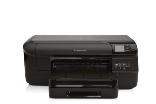 HP Officejet Pro 8100 Tintenstrahldrucker - 5