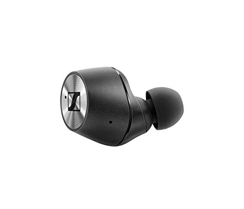 Sennheiser MOMENTUM True Wireless Bluetooth-Ohrhörer, Schwarz/Chrom - 17
