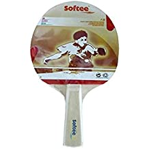 Softee Equipment 0006804 Pala P030 de Pádel, Unisex, Blanco, ...