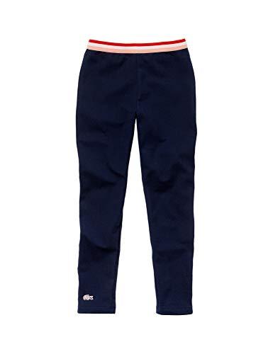 Lacoste Girls Kids' Sweatpants Navy in Size 10 Years (140 cm)