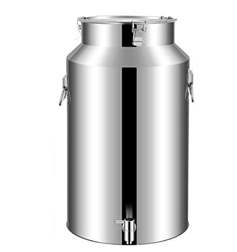 Fermenteur bière brasseur en acier inoxydable bidons scellés...