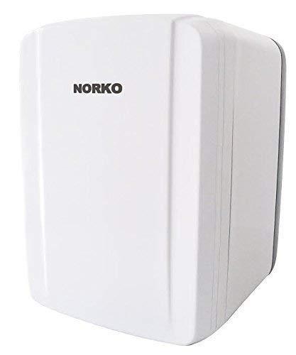 Norko – Mini refrigerador y calentador de 4 litros (6 latas x...