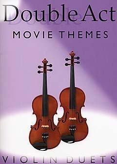 Boswroth music -double act partiture di colonne sonore, per duetto di violini