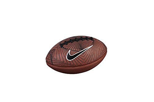Wilson - Mini ballon de Football Américain Nike 500 marron