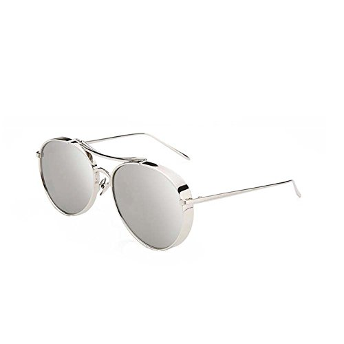 Black Temptation Anti-UVA Anti-UVB Neue Art Metallrahmen-Sonnenbrille