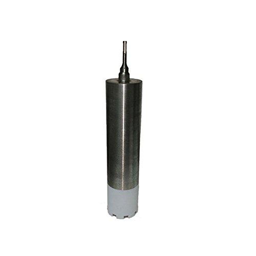 SDS Plus Diamantbohrkrone trocken Kernbohrkrone Ø 62 mm / Nutzlänge 400 mm für Mauerwerk