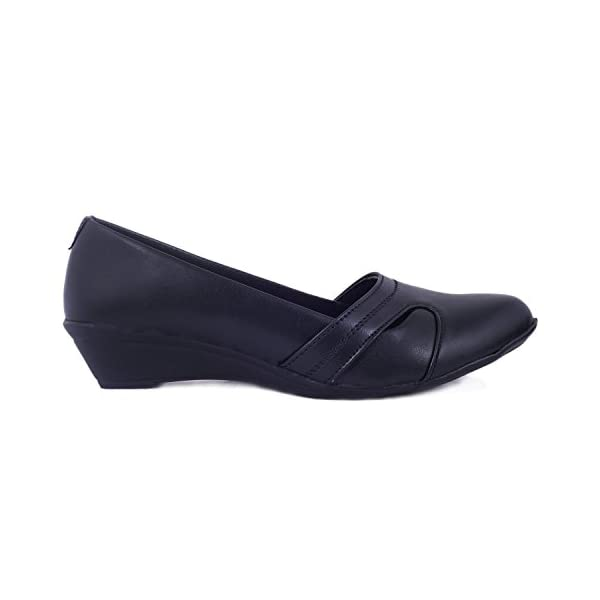 ADDO WOMEN WEDGE HEEL FORMAL SHOE/BELLIES