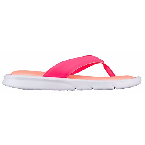 Nike Womens Ultra Comfort Thong Pink Synthetic Sandals 40.5 EU
