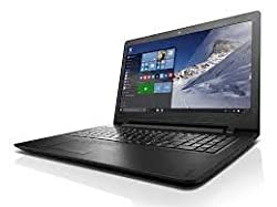Lenovo IP 110-15IBR 15.6-inch Laptop (Pentium Quad Core N3710/4GB/500 GB/Windows 10/Integrated Graphics), Black
