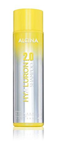 Anti-aging Shampoo (Alcina Hyaluron 2.0 Shampoo, 1 x 250 ml - Die Oase für trockenes Haar!)