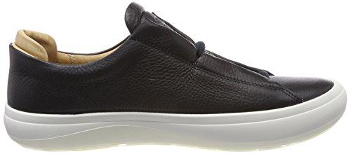 nero Chiaro Verdura Marrone Kinhin Sneakers Homme Suola Noir Withe Bassi Ecco X0wxR7R
